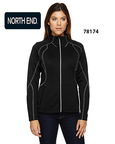 North End 78174 Ladies' Performance Fleece Jacket