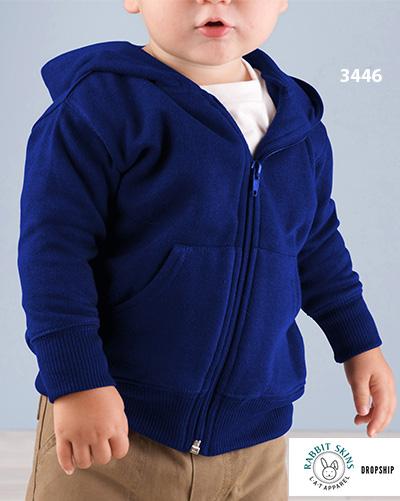 Rabbit Skins 3446 Infant Fleece Sweatshirt