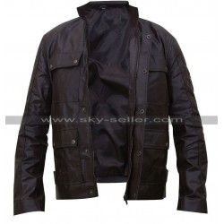 Triumph Lawford Biker Leather Jacket