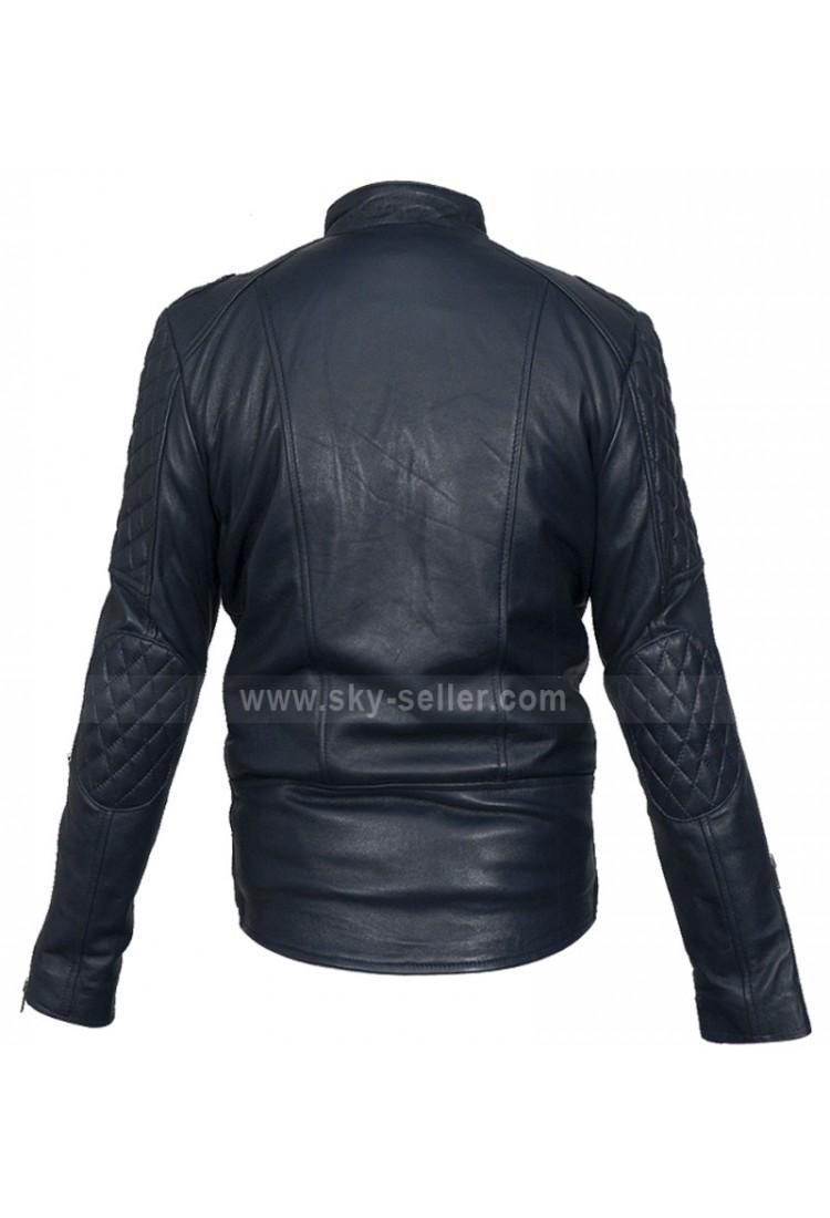 Brando leather jacket