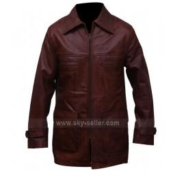Defiance Daniel Craig (Tuvia Bielski) Brown Motorcycle Jacket