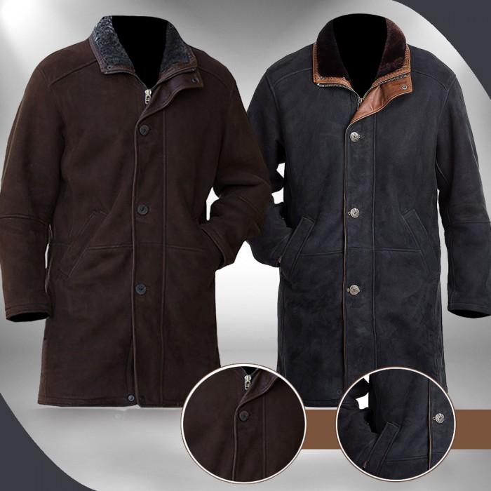 Sheriff Walt Longmire (Robert Taylor) Trench Coat