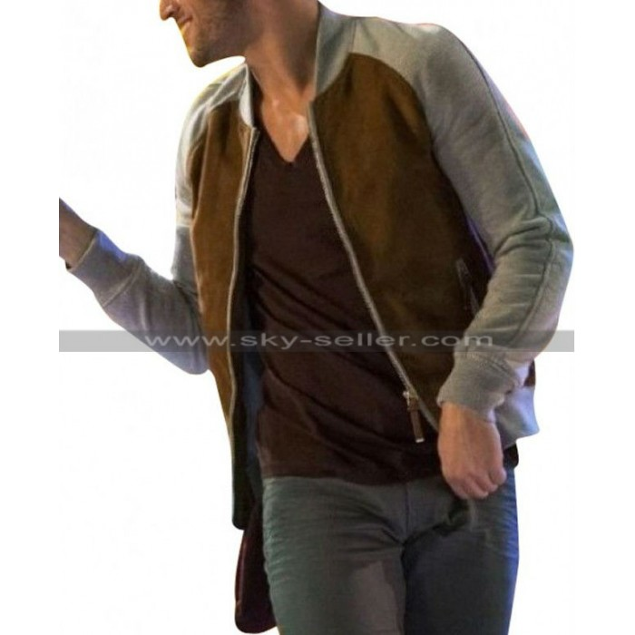 Step Up All in Ryan Guzman (Sean) Bomber Jacket