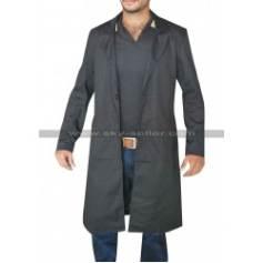 Solomon Lane Mission Impossible 5 Sean Harris Black Coat
