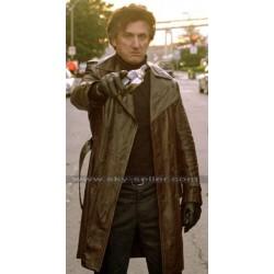 Sean Penn Mystic River Jimmy Markum Trench Jacket