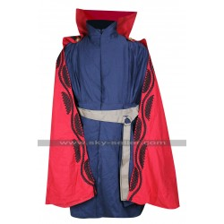Benedict Cumberbatch Doctor Stephen Strange Leather Costume