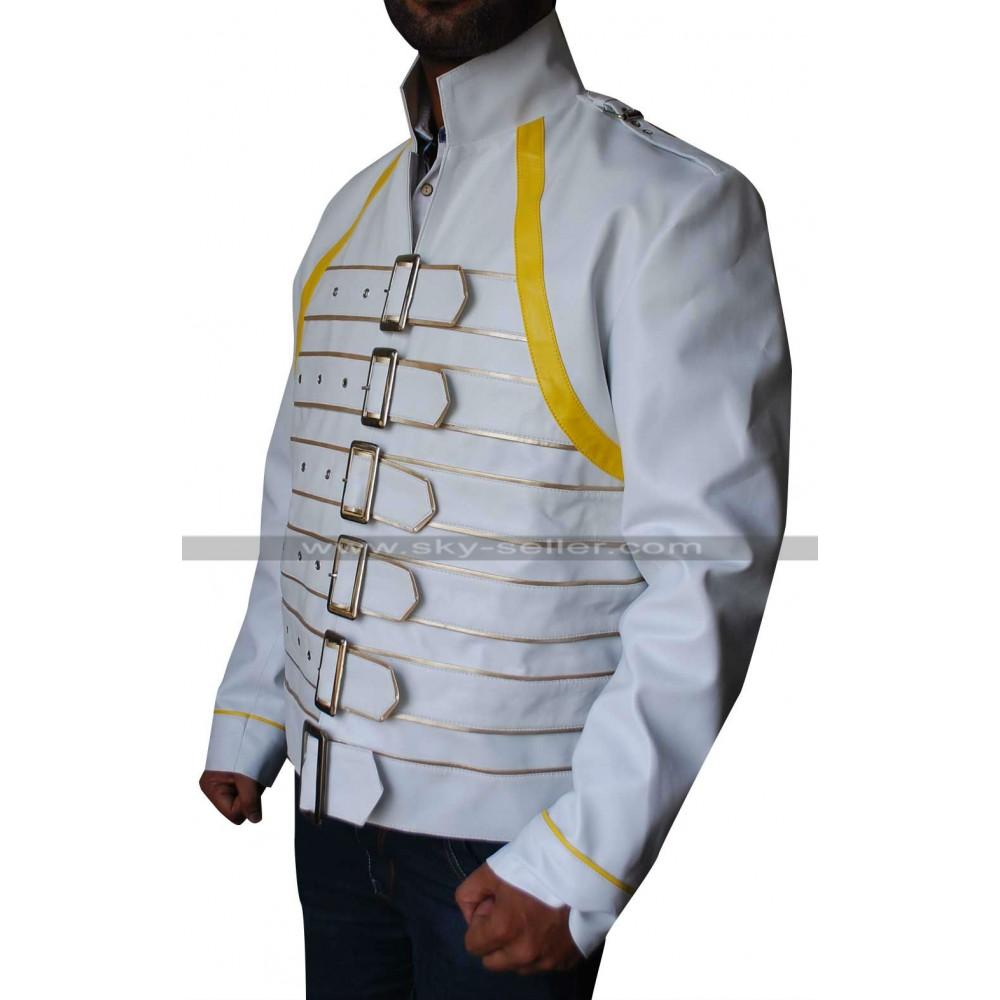 Freddie Mercury Yellow Jacket