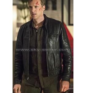 Jay Garrick Flash S2 Teddy Sears Black Leather Jacket
