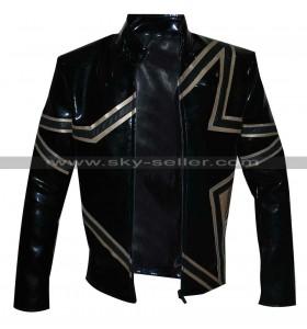 Stardust Cody Rhodes WWE Leather Jacket