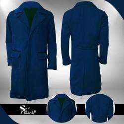 Fantastic Beasts Newt Scamander Blue Wool Coat