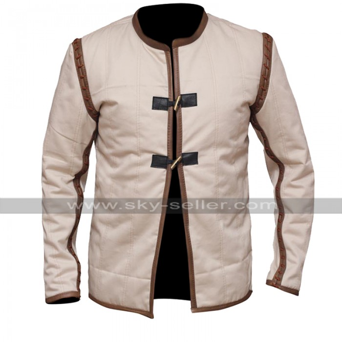 King Arthur Legend OF The Sword Charlie Hunnam Brown Leather Jacket
