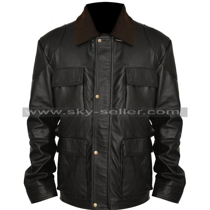The Dark Knight Rises Bane Leather Jacket