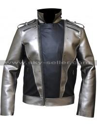 X-Men Apocalypse Quicksilver Leather Jacket
