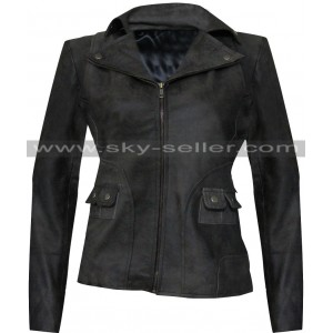 Ani Bezzerides True Detective S2 Leather Jacket