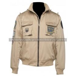 Battlestar Galactica Apollo Raptor Bomber Jacket