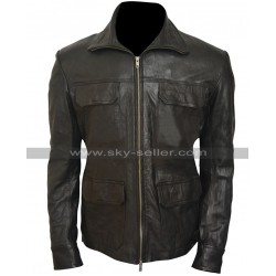 Aaron Paul Breaking Bad Season 4 Black Jacket