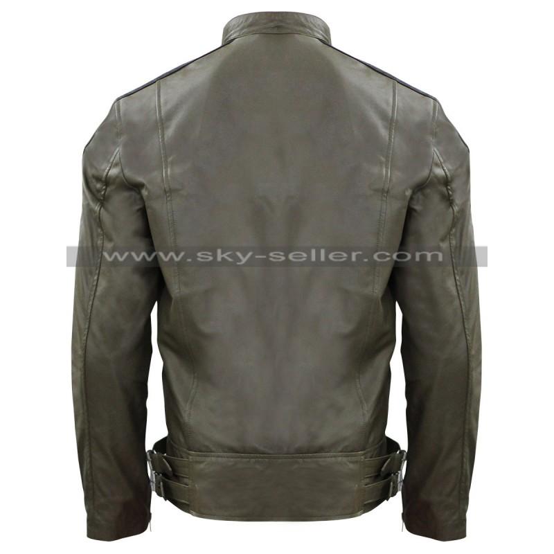 Barnett (Dirk Gently) Holistic Detective Agency Motorcycle Jacket