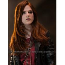 The Last Witch Hunter Rose Leslie (Chloe) Motorcycle Jacket