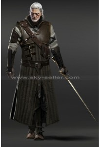 Witcher_3_Wild_Hunt_Geralt_Bear_Armor_Leather_Costume