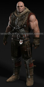 Witcher_3_Wild_Hunt_Letho_Kingslayer_Monster_Vest