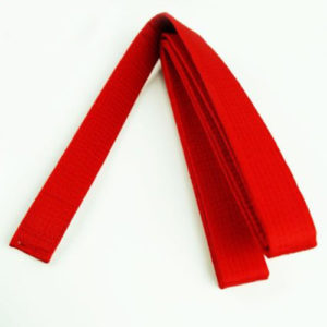 Katana_Red_Karate_Belt