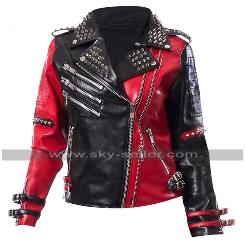 Heartless_Asylum_Harley_Quinn_Biker_Leather_Jacket