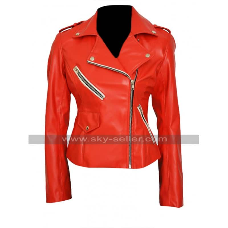Charlotte_McKinney_Red_Motorcycle_Jacket