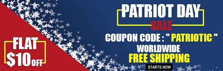 Patriots Day Sale