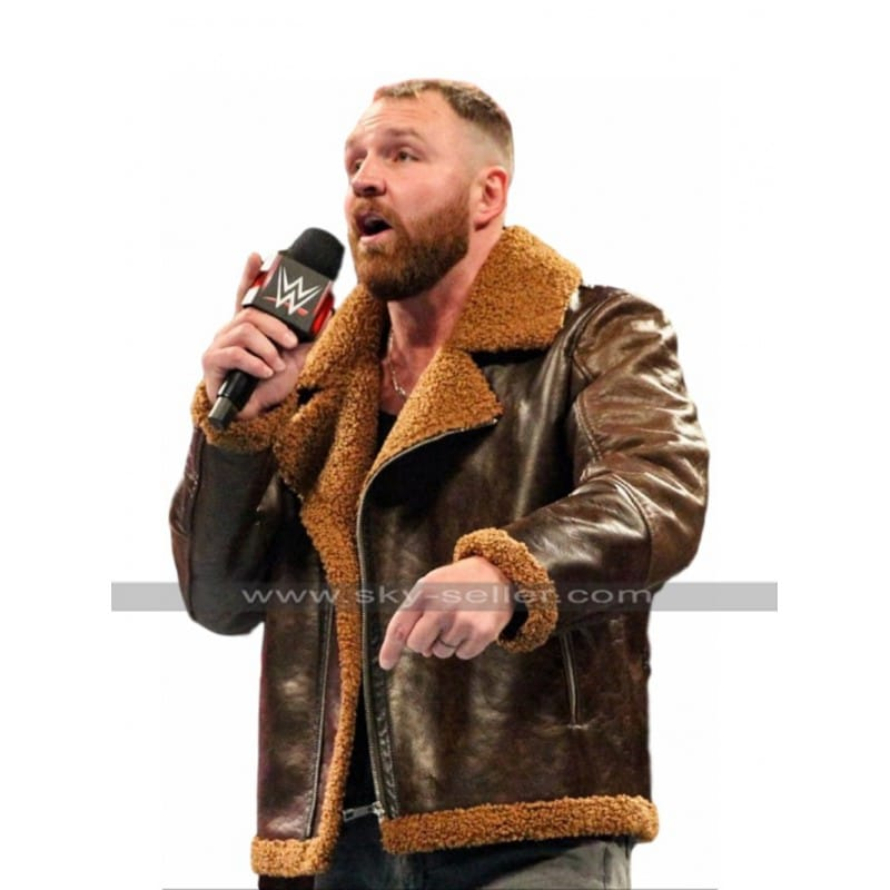 WWE_Dean_Ambrose_B3_Brown_Jacket