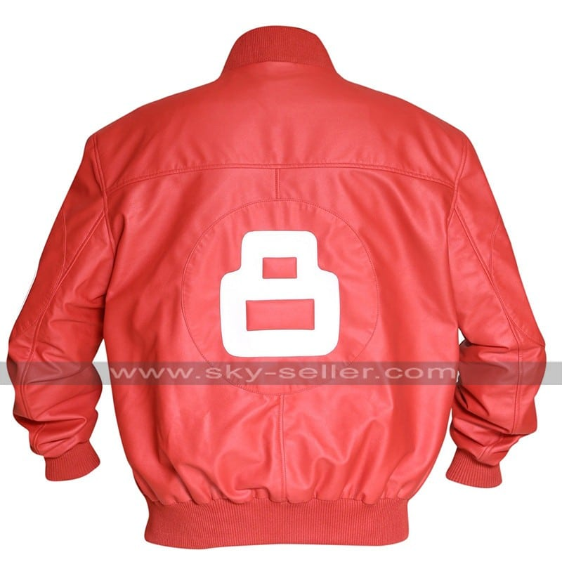 8_Ball_Pool_Red_Biker_Bomber_Leather_Jacket