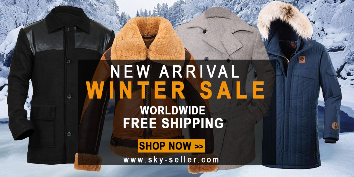 New Arrivals Winter Sale