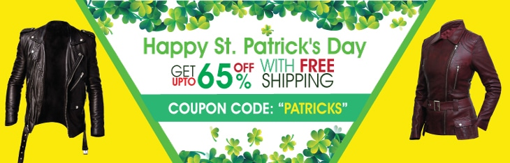 Saint Patricks Sale