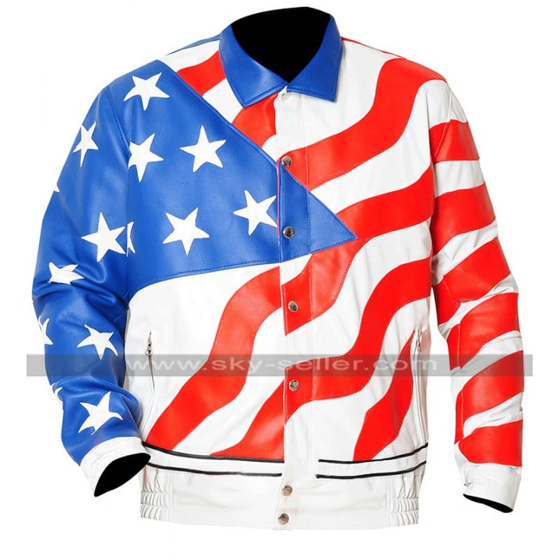 Vanilla_Ice_America_Flag_Bomber_Leather_Jacket