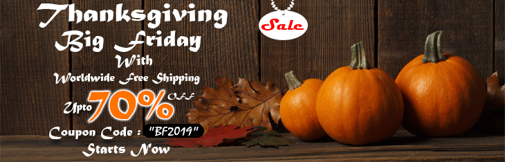 Big Friday Thanksgiving Sale
