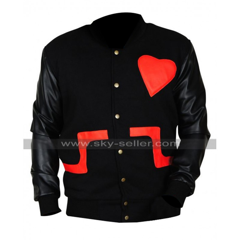 Love_Not_Hate_Chris_Brown_Valentine_Jacket