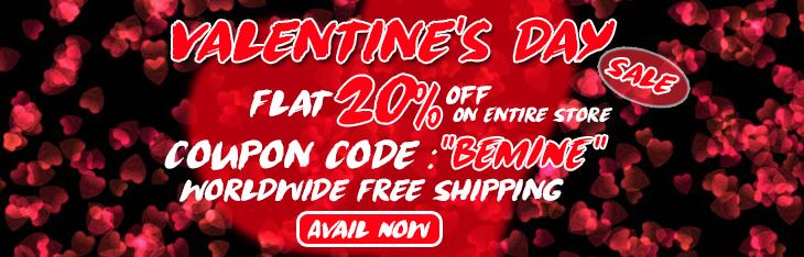 Valentine Sale 2020