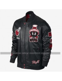 The Martian Air Jordan Marvin Bomber Jacket