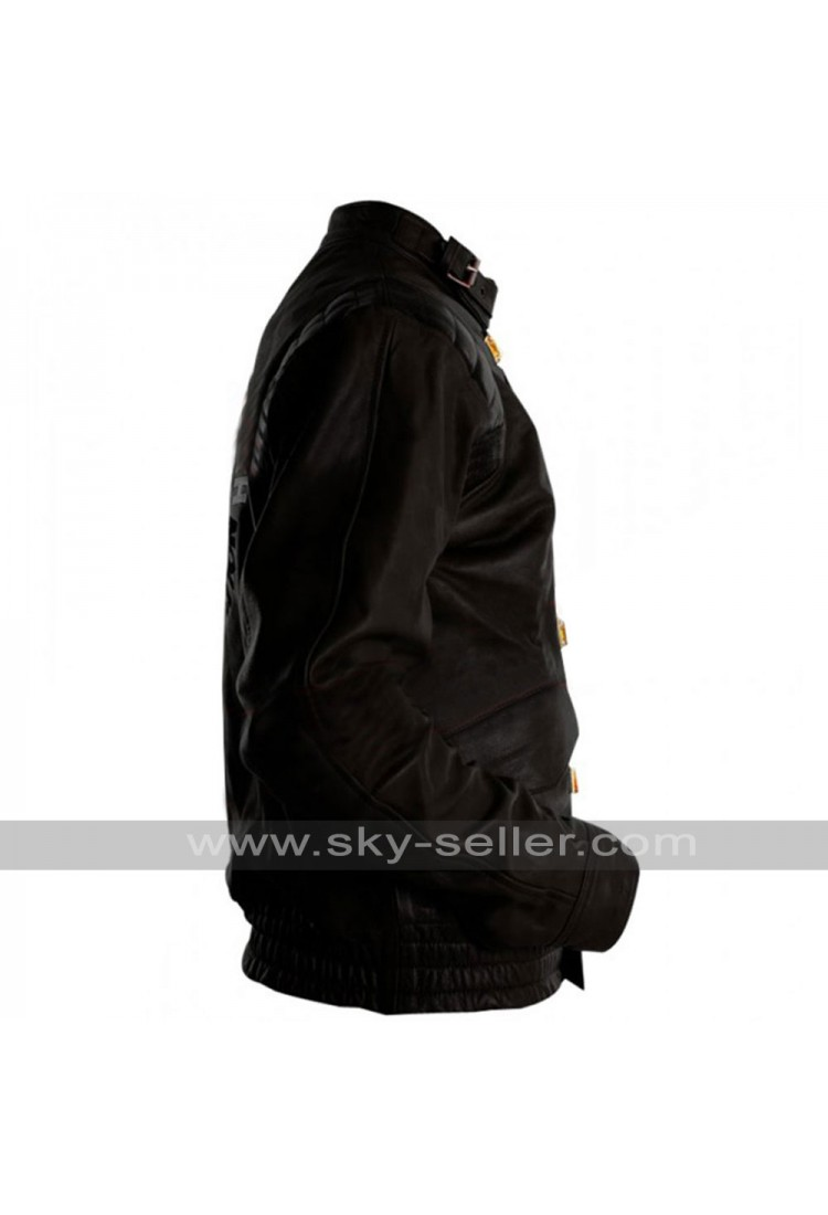 Akira Capsule Jacket Akira Kaneda Capsule Black