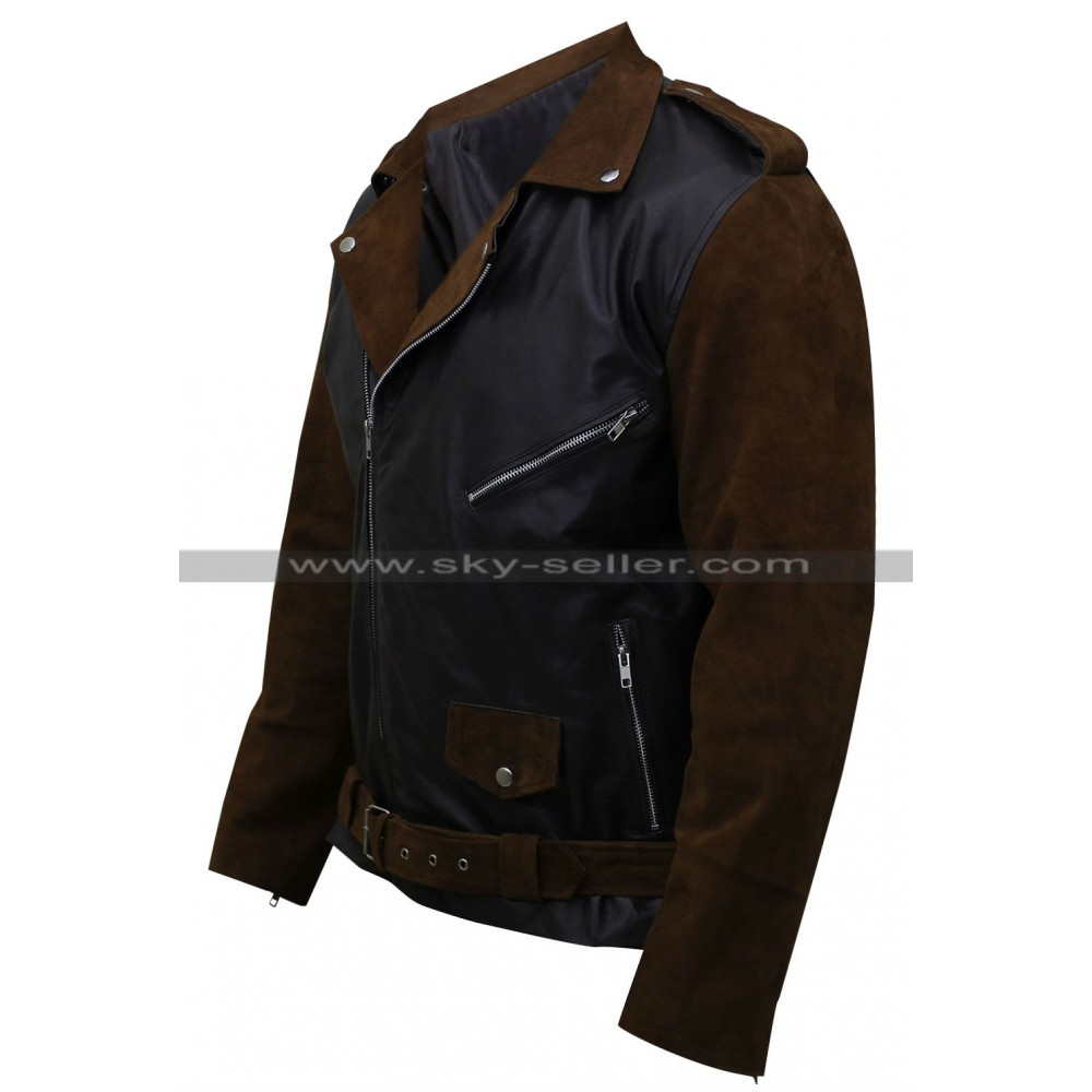 Route 66 leather jacket