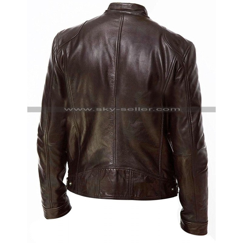 Vintage Cafe Racer Leather 84