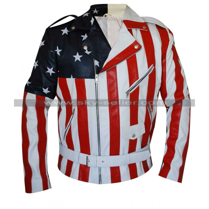 Buy American Rider Faux Leather Jacket