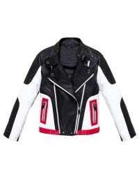 Mens Brando Biker Cafe Racer Antique Retro Motorycle Leather Jacket