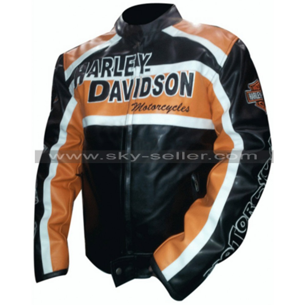 Vintage Harley Leather Jacket 81
