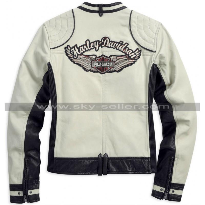Chest Size Of A Harley Davidson Medium Leather Motorcycle Jacket