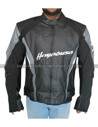 Joe Rocket Suzuki Hayabusa Motorcycle Leather Jacket