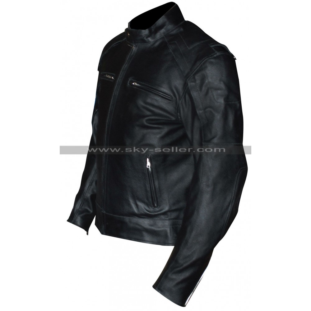 Vintage Harley Leather Jacket 64