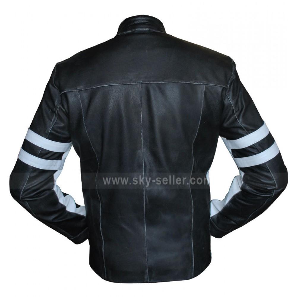 Leather jacket for men sale
