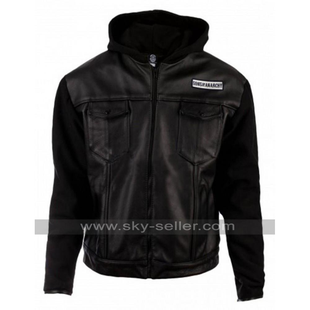 Sons of anarchy zip up hoodie