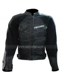 Teknic Mercury Perforated Sportbike Leather Jacket