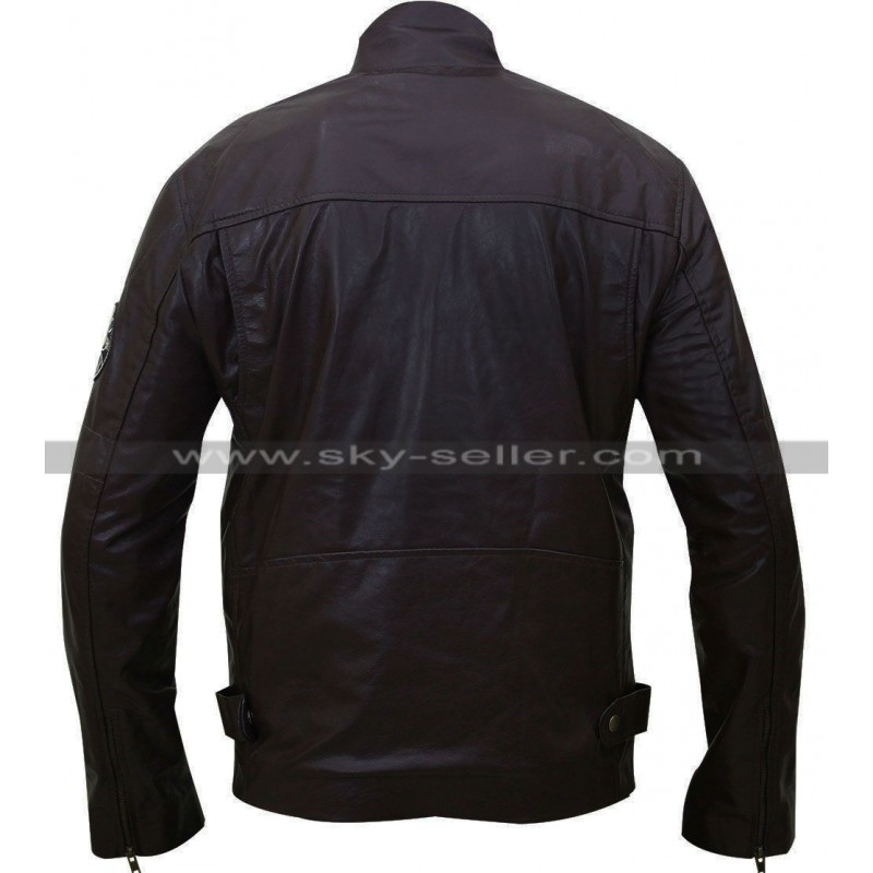 Lawford Biker Leather Jacket